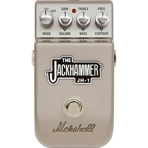Marshall JH-1 Jackhammer Metal X-L Pedal