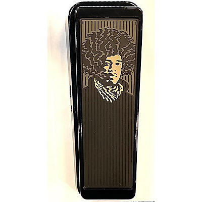 Dunlop JH2 Jimi Hendrix Signature Crybaby Wah Effect Pedal