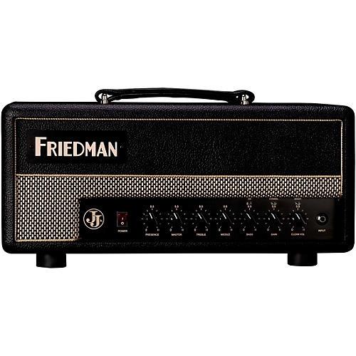Friedman JJ Junior Jerry Cantrell Signature 20W Tube Guitar Amp Head Black