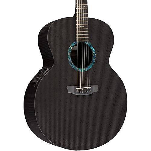 RainSong JM1000N2 Jumbo Acoustic-Electric Guitar
