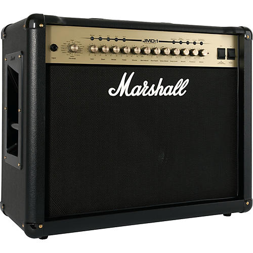 marshall jmd1 series jmd501 50w 1x12 digital guitar combo amp musician 39 s friend. Black Bedroom Furniture Sets. Home Design Ideas