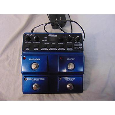 Digitech JML2 JamMan Stereo Looper And Phrase Sampler Pedal
