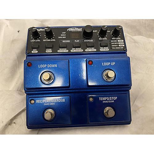 JML2 JamMan Stereo Looper And Phrase Sampler Pedal