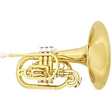 Open Box Jupiter JMP1100M Quantum Series F Marching Mellophone