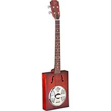JN Guitars JN Guitars Cask Series Puncheon Cigar Box Resonator Guitar