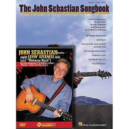 Homespun JOHN SEBASTIAN GUITAR PACK