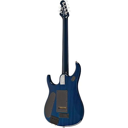 Ernie Ball Music Man JP12 6-String Quilt Maple Top Electric Guitar