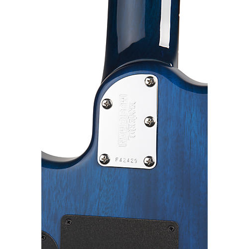 Ernie Ball Music Man JP12 7-String Quilt Maple Top Electric Guitar