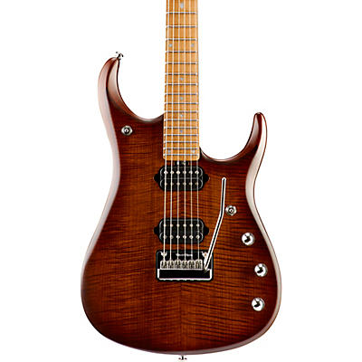 Ernie Ball Music Man JP15 Roasted Flame Maple Top Electric Guitar