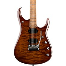 Open Box Ernie Ball Music Man JP15 Roasted Quilt Maple Top Electric Guitar