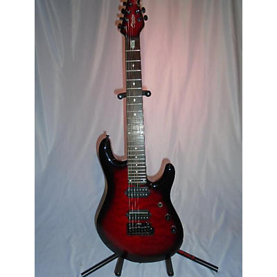 Sterling by Music Man JP170D Solid Body Electric Guitar