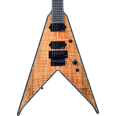 B.C. Rich JR-V Extreme Exotic with Floyd Rose Electric Guitar
