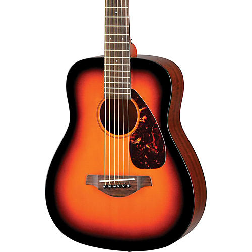 Yamaha JR2 3/4 Scale Folk Guitar Tobacco Sunburst