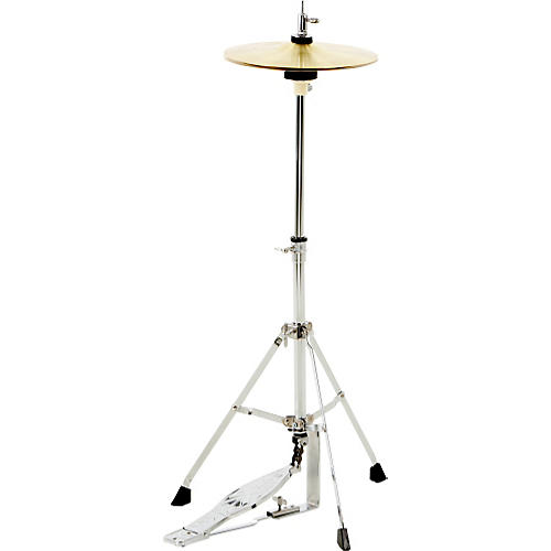 CB Percussion JRX07C Mini Hi Hat Stand with cymbals Condition 1 - Mint
