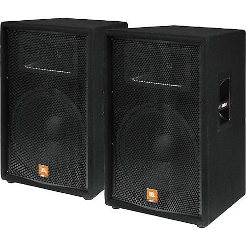 Jbl Jrx115 15 Quot Quot 2 Way Speaker Cabinet Pair Musician S