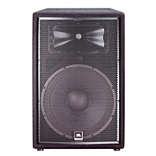 Open Box JBL JRX215 15 Two-Way Passive Loudspeaker System with 1,000 W Peak Power Handling