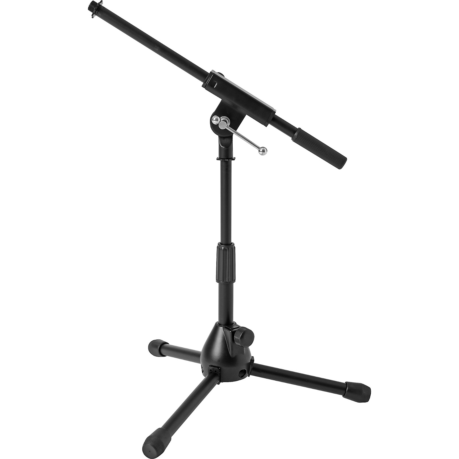 JAMSTANDS JS-MCFB50 Short Mic Stand with Fixed-Length Boom