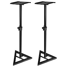 Open BoxJAMSTANDS JS-MS70 JamStands Adjustable Monitor Stand Pair