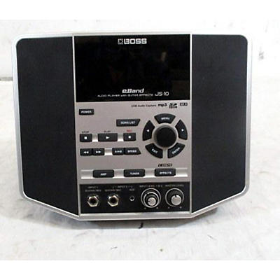 BOSS JS10 Eband Audio Player Effect Processor