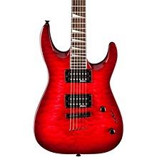 Open BoxJackson JS32TQ Dinky DKA Quilt Maple Top Electric Guitar