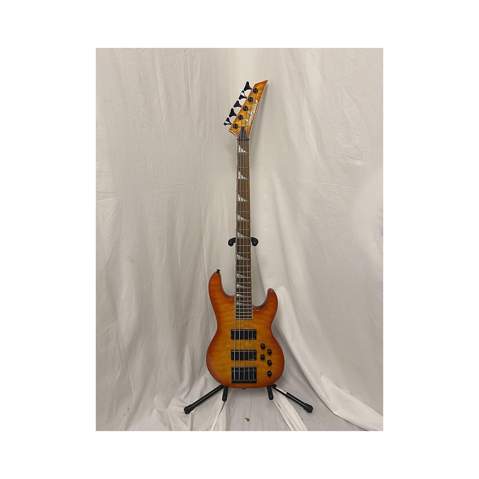 Jackson JS3VQ Concert 5 String Electric Bass Guitar