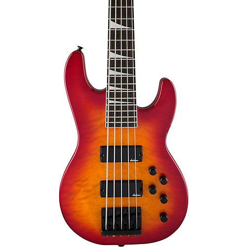 Jackson JS3VQ JS Series Concert 5-String Electric Bass Guitar