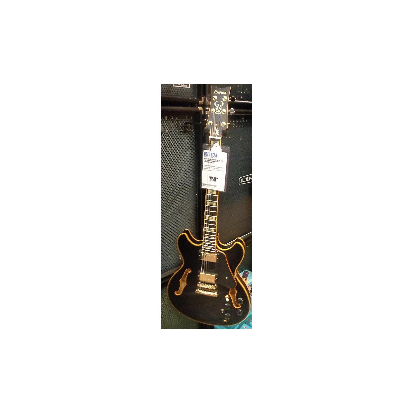 Ibanez JSM20-BKL Hollow Body Electric Guitar