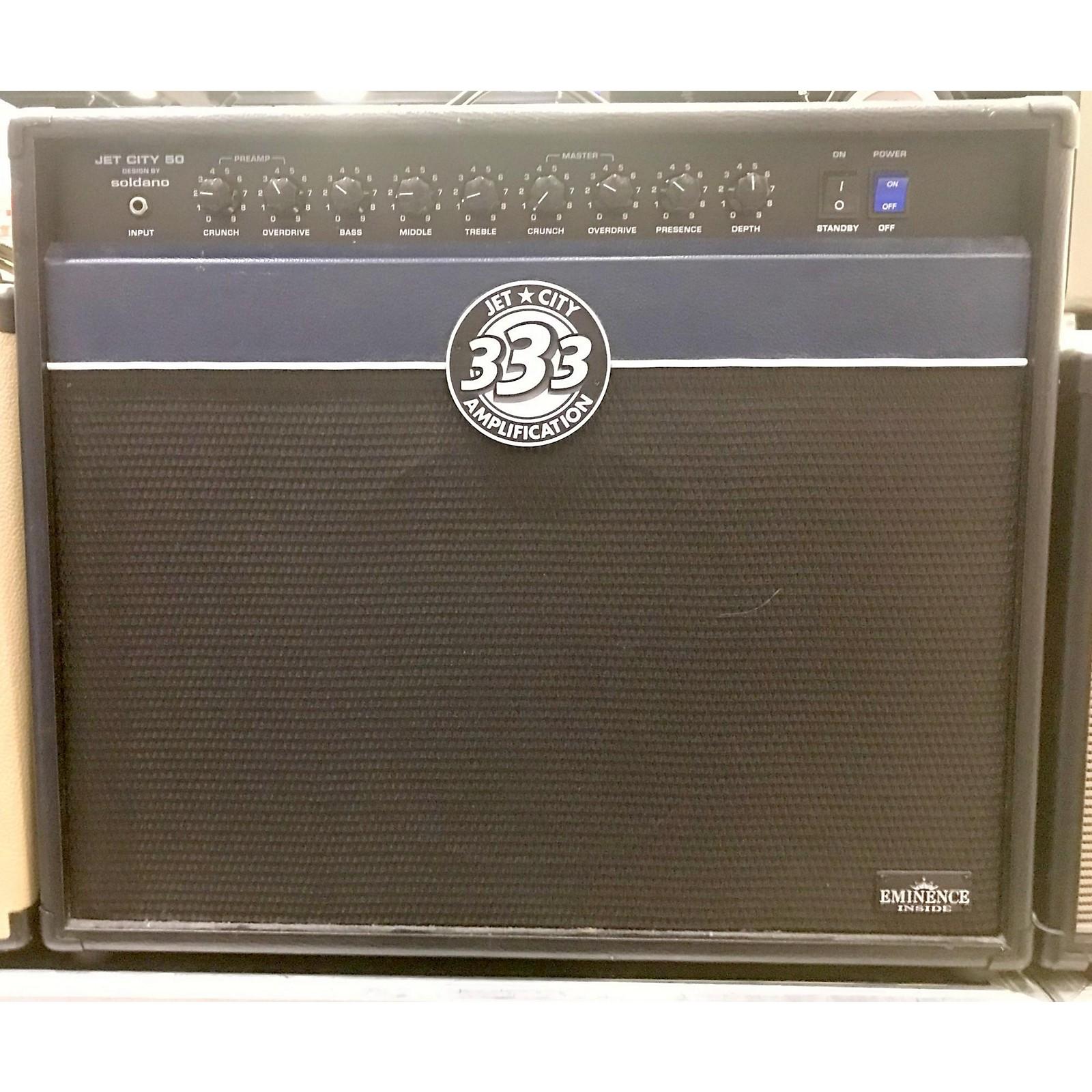 Jet City Amplification JT50 Tube Guitar Combo Amp