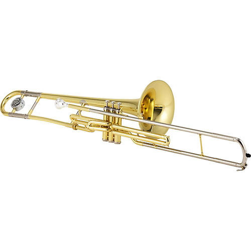 Jupiter JTB700V Series Bb Valve Trombone Lacquer Yellow Brass Bell