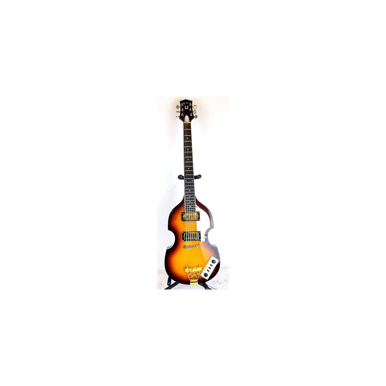 Jay Turser JTG-2 Hollow Body Electric Guitar
