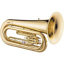 JTU1030M Qualifier Series Convertible BBb Marching Tuba Lacquer