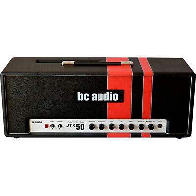 BC Audio JTX50 Octal-Plex Series 50W Tube Guitar Amp Head