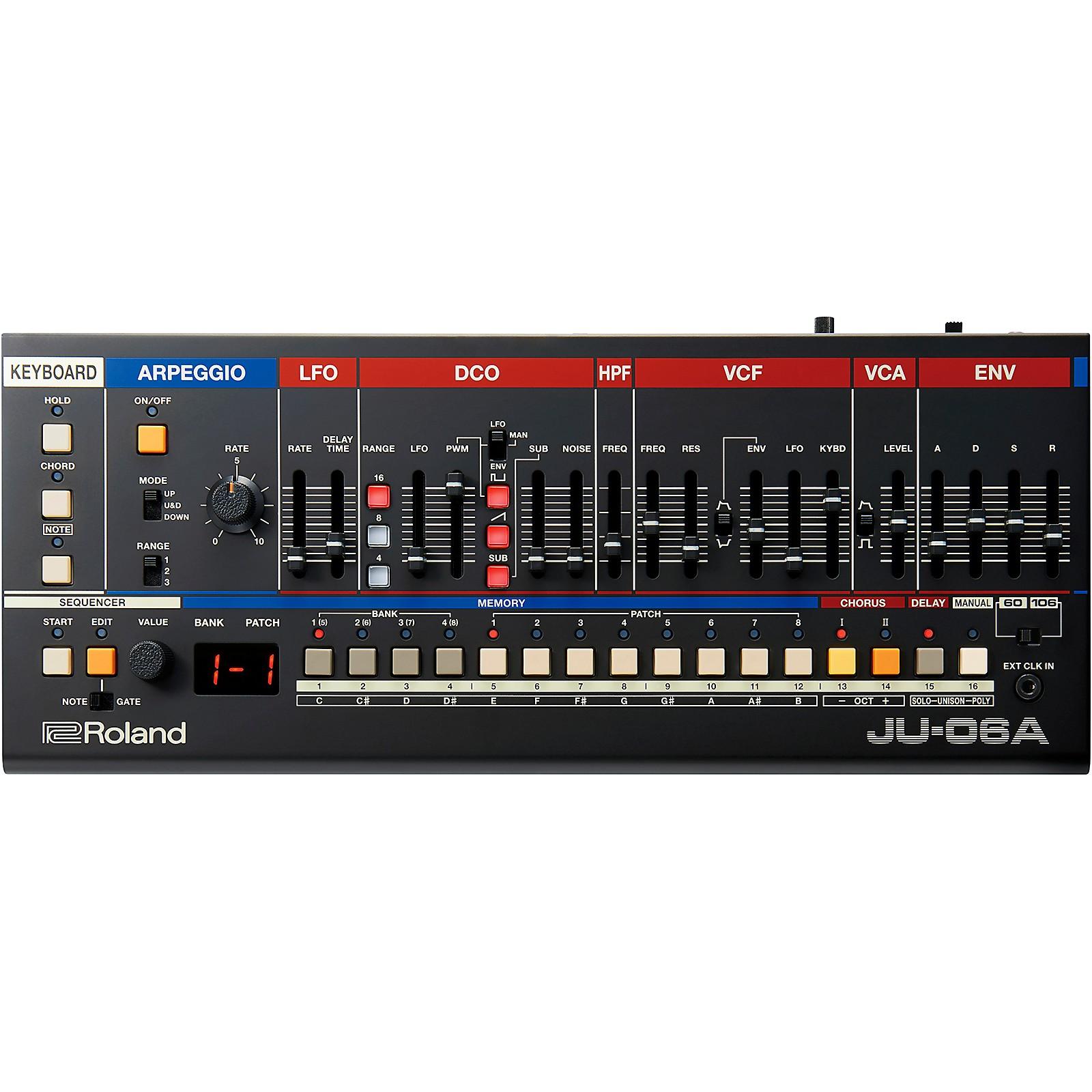 Roland JU-06A Boutique Synthesizer