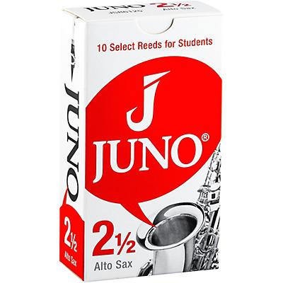 Vandoren JUNO Alto Sax, Box of 10 Reeds
