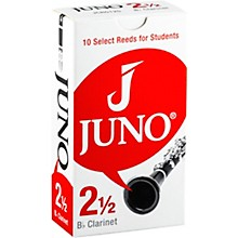 Vandoren JUNO Bb Clarinet, Box of 10 Reeds