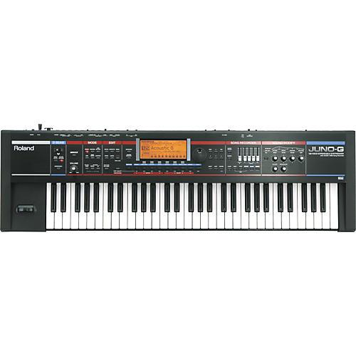 Roland JUNO-G Workstation Synthesizer Keyboard