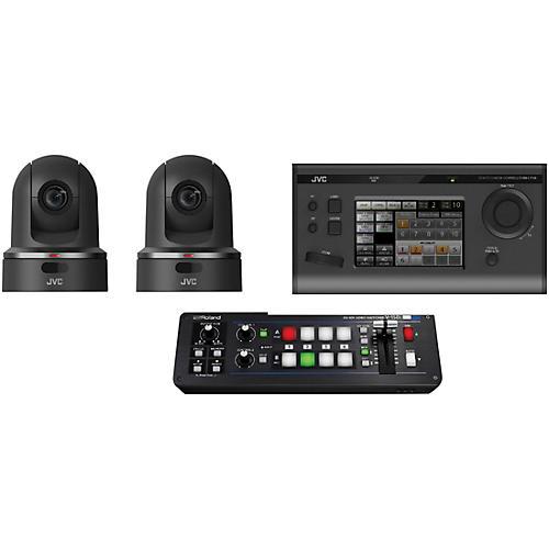 Roland JVC Video Bundle 2