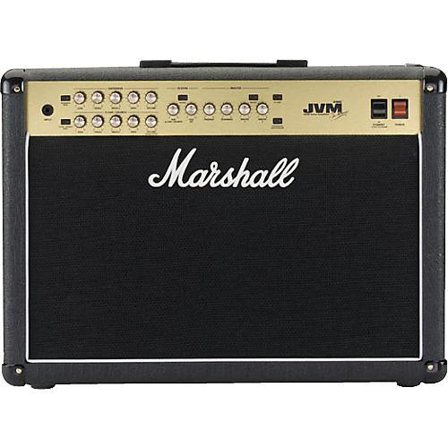 Marshall JVM Series JVM205C 50W 2x12 Tube Combo Amp Condition 1 - Mint Black