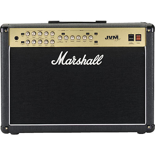 Marshall JVM Series JVM205C 50W 2x12 Tube Combo Amp Condition 2 - Blemished Black 194744349027