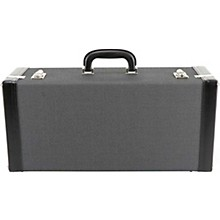 Open Box J. Winter JW 775 Deluxe Wood Double Trumpet Case