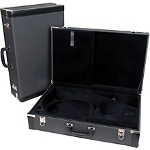 Open Box J. Winter JW 784 Wood Attache Series Detachable Bell French Horn Case