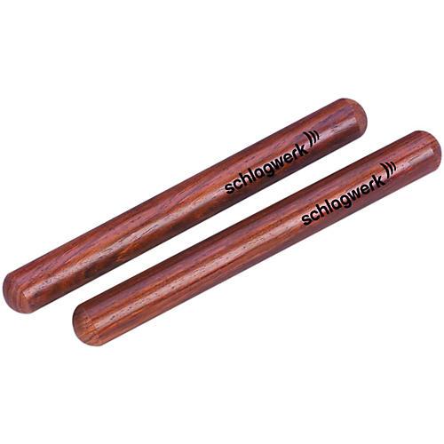 SCHLAGWERK Jacaranda Wood Claves