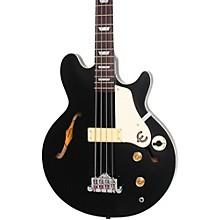 Jack Casady Signature Bass Guitar Ebony