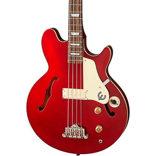 Epiphone Jack Casady Signature Bass Guitar Sparkling Burgundy