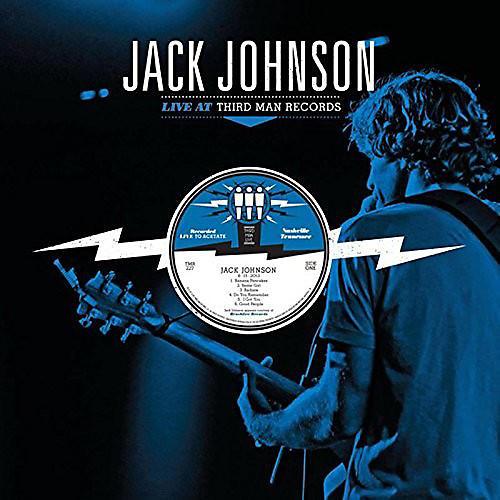 Alliance Jack Johnson - Live at Third Man Records 6-15-13