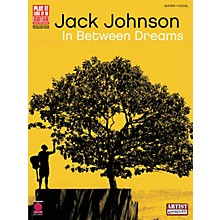 Cherry Lane Jack Johnson In Between Dreams Guitar Tab Songbook
