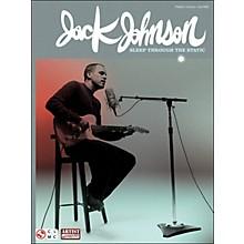 Cherry Lane Jack Johnson: Sleep Through The Static arranged for piano, vocal, and guitar (P/V/G)