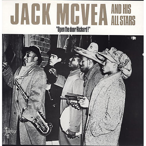 Alliance Jack McVea - Open the Door Richard
