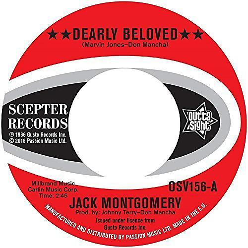 Alliance Jack Montgomery - Dearly Beloved / Do You Believe It