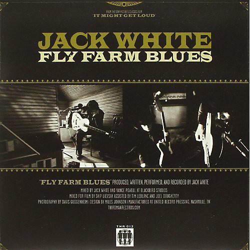 Alliance Jack White - Fly Farm Blues